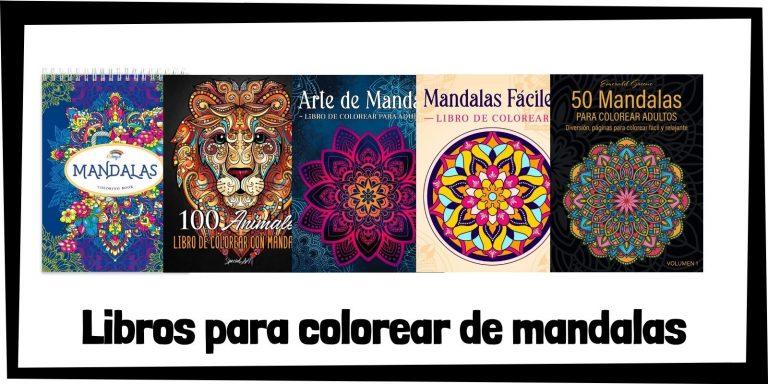Guia de Libros para colorear de mandalas Los mejores libros de colorear de mandalas HOME