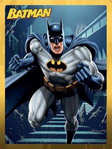 Libro de actividades de Batman
