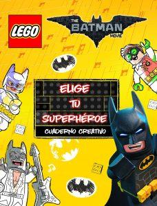 Libro de actividades de LEGO Batman Los mejores libros para colorear de Batman de DC