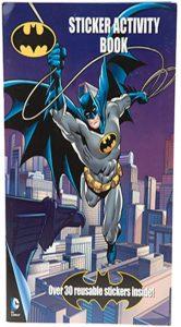 Libro para colorear de Batman de 16 paginas Los mejores libros para colorear de Batman