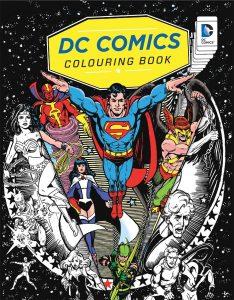 Libro para colorear de DC de 100 paginas Los mejores libros para colorear de Batman