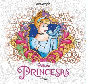Libro para colorear de princesas de 60 paginas Los mejores libros para colorear del Rey Leon de Disney 2