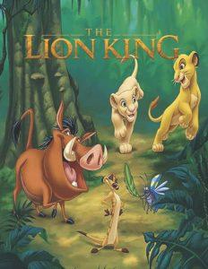 Libro para colorear del Rey Leon de 100 paginas Los mejores libros para colorear del Rey Leon de Disney