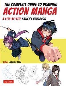 Guia Maestra para dibujar ANIME en ingles Los mejores libros para colorear de animes y mangas famosos