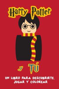 Libro de actividades de Harry Potter de 76 paginas Los mejores libros para colorear de Harry Potter