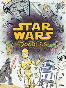 Libro de actividades de Star Wars de 128 paginas Los mejores libros para colorear de Star Wars