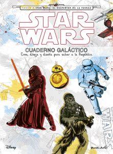 Libro de actividades de Star Wars de 96 paginas Los mejores libros para colorear de Star Wars
