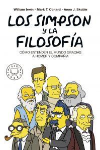 Libro de los Simpson y la filosofia Los mejores libros para colorear de los Simpsons