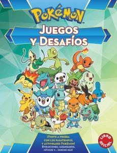 Libro para actividades de Pokemon de 64 paginas Los mejores libros para colorear de Pokemon
