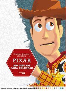 Libro Para Colorear De Disney Pixar De 100 Páginas – Los Mejores Libros Para Colorear De Disney Pixar