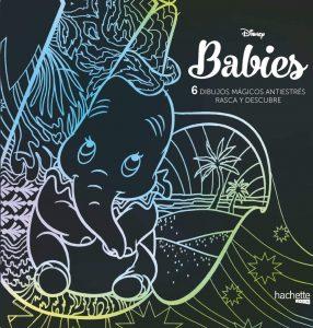 Libro Para Colorear De Dumbo De 6 Páginas – Los Mejores Libros Para Colorear De Dumbo De Disney