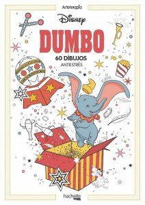Libro Para Colorear De Dumbo De 60 Páginas – Los Mejores Libros Para Colorear De Dumbo De Disney