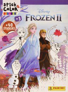 Libro para colorear de Frozen de 18 paginas Los mejores libros para colorear de Frozen de Disney