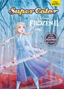 Libro para colorear de Frozen de 36 paginas Los mejores libros para colorear de Frozen de Disney