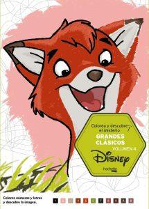 Libro Para Colorear De Grandes Clásicos De Disney De 60 Páginas 4 – Los Mejores Libros Para Colorear De Disney Pixar