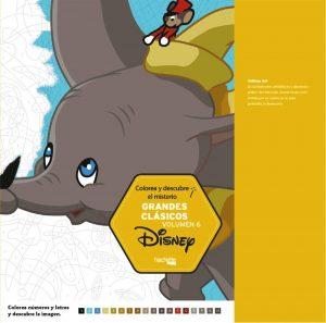 Libro Para Colorear De Grandes Clásicos De Disney De 60 Páginas 6 – Los Mejores Libros Para Colorear De Disney Pixar