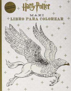Libro para colorear de Harry Potter de 20 paginas Los mejores libros para colorear de Harry Potter