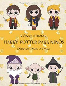 Libro para colorear de Harry Potter de 50 paginas Los mejores libros para colorear de Harry Potter