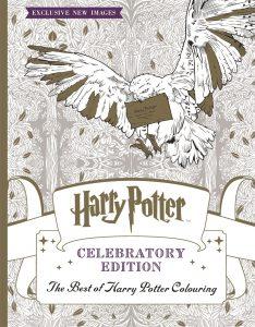 Libro para colorear de Harry Potter de 96 paginas Los mejores libros para colorear de Harry Potter