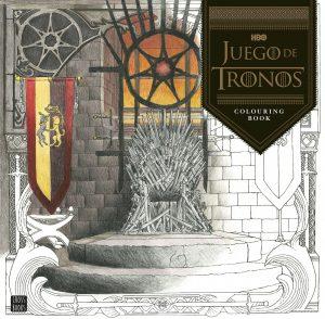 Libro para colorear de Juego de tronos de 60 paginas Los mejores libros para colorear de Juego de Tronos