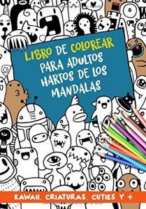 Libro para colorear de Libro de colorear para adultos hartos de los mandalas de 44 paginas Los mejores libros para colorear de humor negro de risas