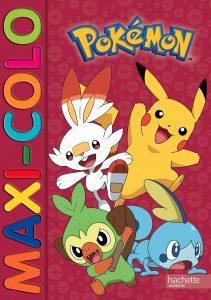 Libro para colorear de Pokemon de 96 paginas Los mejores libros para colorear de Pokemon
