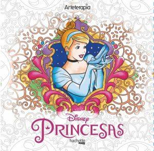 Libro Para Colorear De Princesas Disney De Disney De 100 Páginas – Los Mejores Libros Para Colorear De Disney Pixar