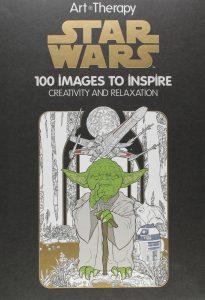 Libro para colorear de Star Wars Los mejores libros para colorear de Star Wars para adultos