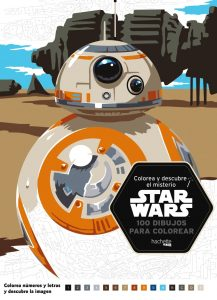Libro para colorear de Star Wars de 100 paginas Los mejores libros para colorear de Star Wars por numeros
