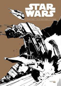 Libro para colorear de Star Wars de 112 paginas Los mejores libros para colorear de Star Wars