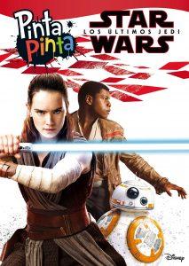 Libro para colorear de Star Wars de 224 paginas Los mejores libros para colorear de Star Wars