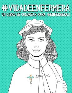 Libro para colorear de Vida de enfermera Un sarcastico libro de colorear para adultos Los mejores libros para colorear de Vida de para adultos
