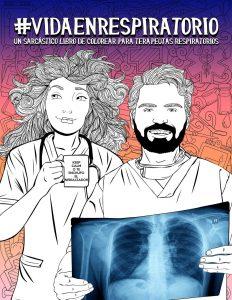 Libro para colorear de Vida en Respiratorio Un sarcastico libro de colorear para adultos Los mejores libros para colorear de Vida de para adultos