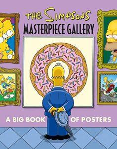 Libro para colorear de los Simpsons de 104 paginas Los mejores libros para colorear de los Simpsons
