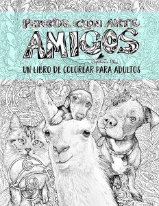 Libro Para Colorear De Perros Con Arte – Los Mejores Libros Para Colorear De Perros Y Animales