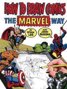 Libro para dibujar de Marvel d Los mejores libros para colorear de los Vengadores de Marvel