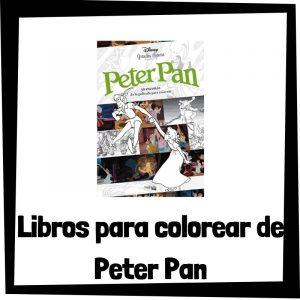 Lee más sobre el artículo Libros para colorear de Peter Pan