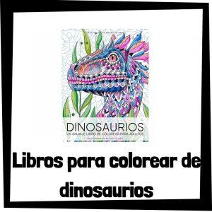 Lee más sobre el artículo Libros para colorear de dinosaurios