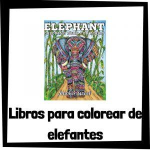Lee más sobre el artículo Libros para colorear de elefantes