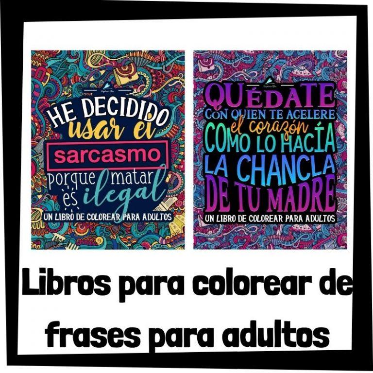 Lee más sobre el artículo Libros para colorear de frases divertidas para adultos