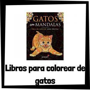 Lee más sobre el artículo Libros para colorear de gatos