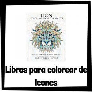Lee más sobre el artículo Libros para colorear de leones