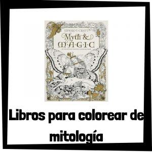 Lee más sobre el artículo Libros para colorear de Mitología