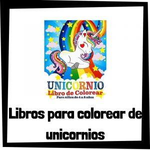 Lee más sobre el artículo Libros para colorear de unicornios