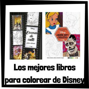 Lee más sobre el artículo Los mejores libros para colorear de Disney