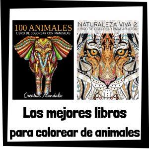 Lee más sobre el artículo Los mejores libros para colorear de animales
